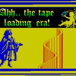 Ahh.. the tape loading era!