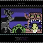 Fingers Of Doom – Another PETSCII piece